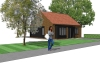 Artist's Impression of a Detached Bungalow