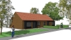 Artists Impression of a Detached Bungalow
